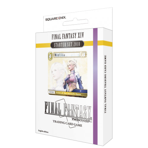 Final Fantasy XIV Starter Set