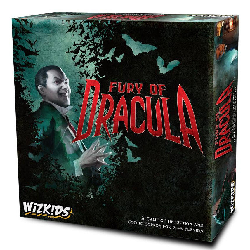 Fury of Dracula: 4th edition