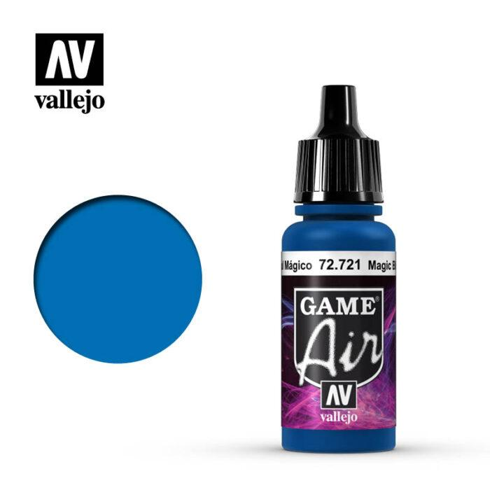 Game Air - Magic Blue