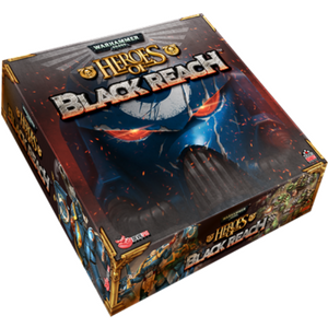 Heroes of Black Reach: A Warhammer 40,000 Board Game