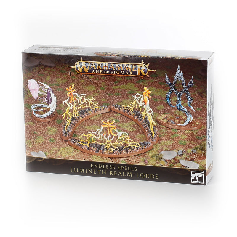 Lumineth Realm-Lords Launch Set