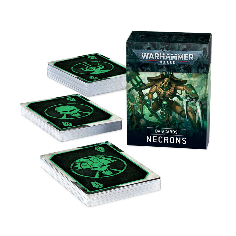 Datacards: Necrons 9th Edition