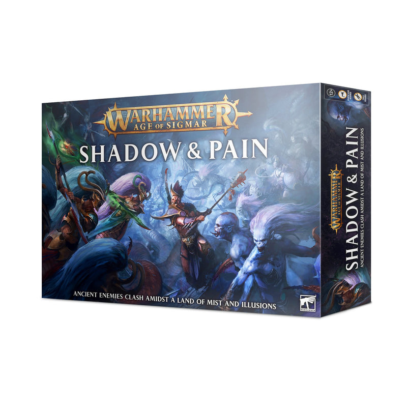 Age of Sigmar: Shadow & Pain
