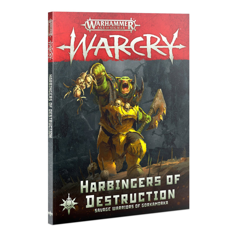 Warcry: Harbingers of Destruction WAVE 2