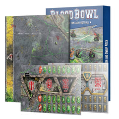 Blood Bowl: Skaven & Dwarf Pitch