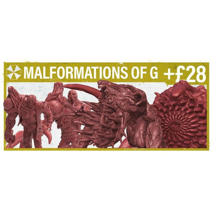 Resident Evil 2: Malformations of G Expansion (LIMITED PRINT)