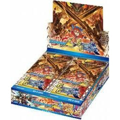 Buddyfight: Golden Garga Climax Booster Box