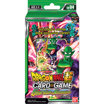 Dragonball Super CG: Starter Deck The Guardian of Namekians