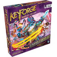 Keyforge: Worlds Collide 2-player starter set