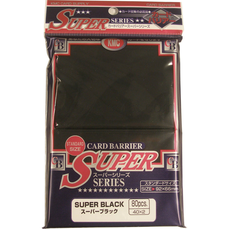 KMC Super Black (80)
