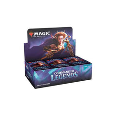 Stay at Home Prerelease Commander Legends