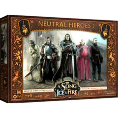 Neutral Heroes Box 1: A Song Of Ice and Fire Exp.