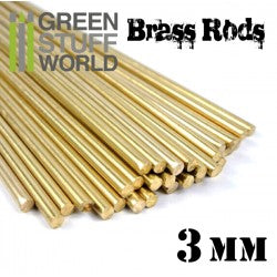 Pinning Brass Rods 1mm