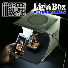 Lightbox Studio with Dimmer LED