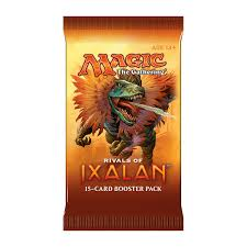Rivals of Ixalan Booster