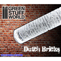 Rolling Pin Dutch Bricks
