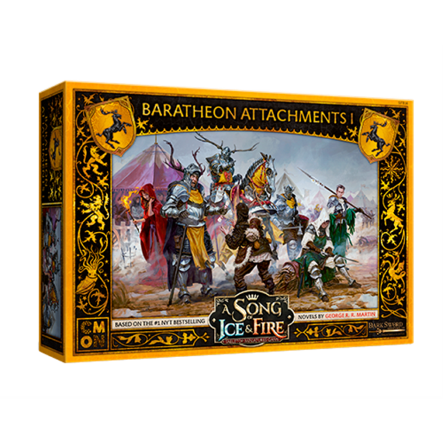 Baratheon Attachments #1: A Song Of Ice and Fire Exp.