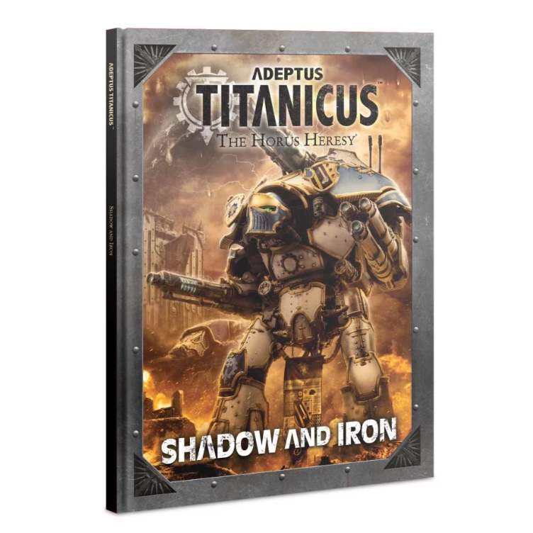 Adeptus Titanicus: The Horus Heresy Rules Set