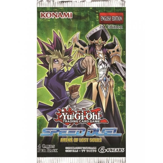Yu-Gi-Oh Legendary Duelists: Ancient Millennium Booster