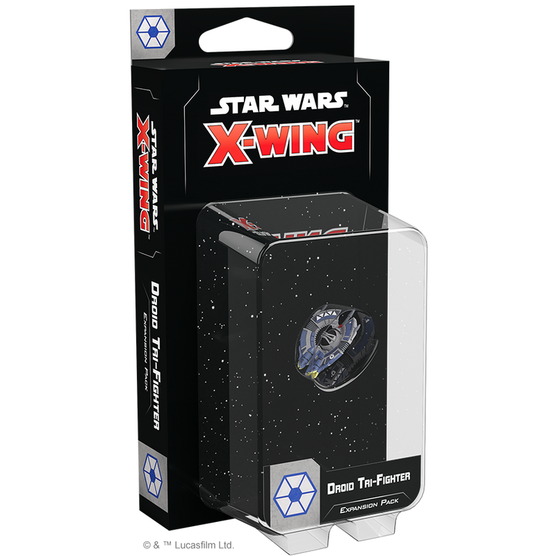 Star Wars X-Wing: Droid Tri-Fighter Expansion Pack