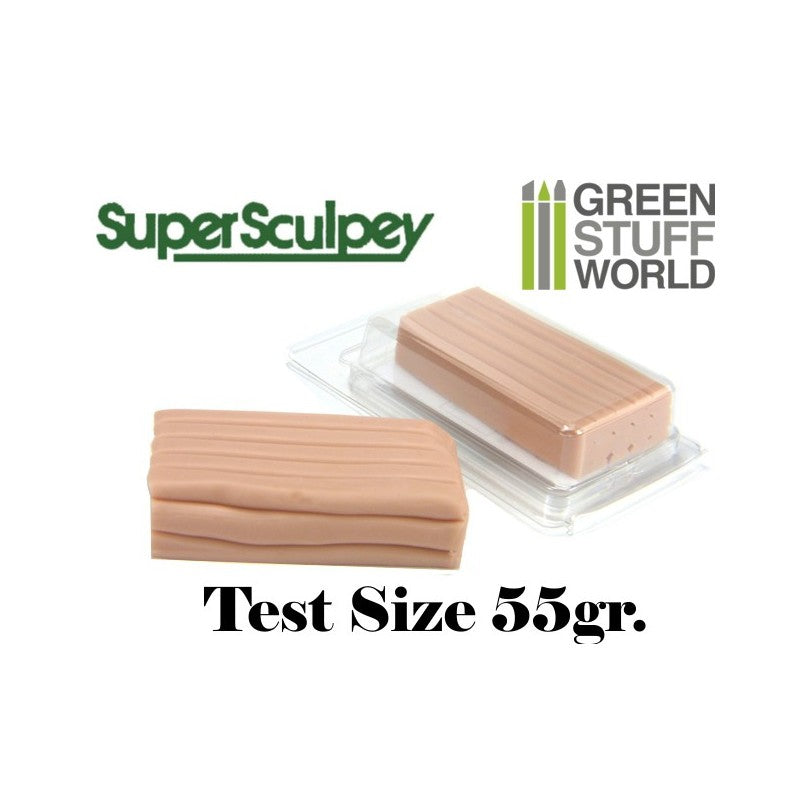 Super Sculpey Beige 55g