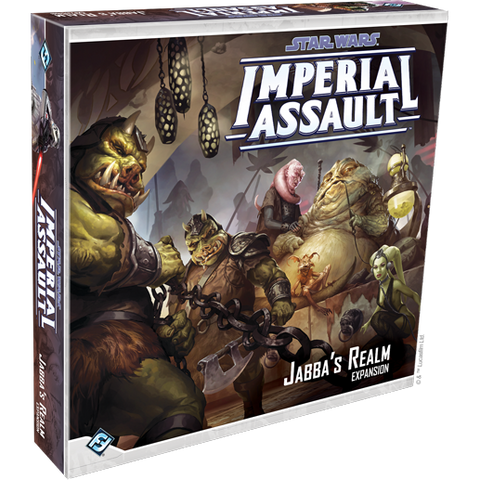 Imperial Assault : Jabba's Realm