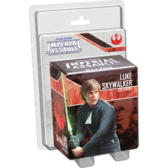 Luke Skywalker Jedi Knight Ally Pack