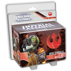 Hera Syndulla and C1-10P Ally  Pack