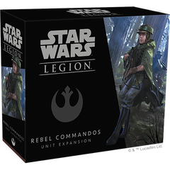 Star Wars: Legion Rebel Commandos Unit Expansion