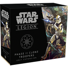 Star Wars Legion: Phase II Clone Troopers Expansion