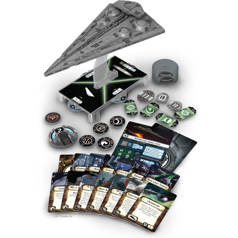 Interdictor Class Star Destroyer Expansion Pack