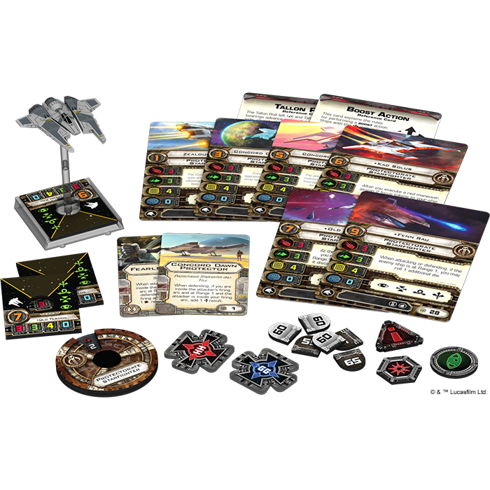Protectorate Starfighter Expansion Pack