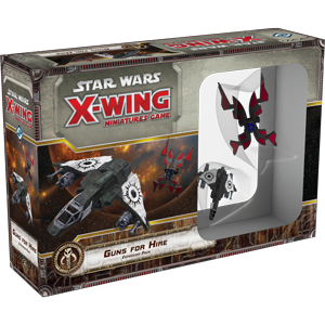 Guns for Hire Expansion Pack: X-Wing Mini Game
