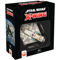 Rebel Alliance Second Edition Upgrade Kit
