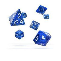 Oakie Doakie RPG Dice: Speckled