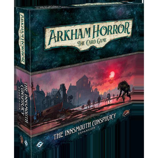 The Innsmouth Conspiracy Deluxe Expansion: Arkham Horror LCG