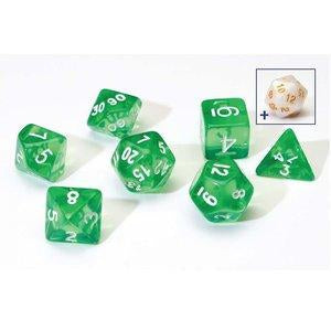 Sirius Dice: Translucent Green