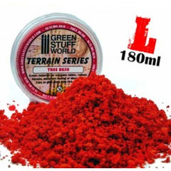 Tree Bush Clump Foliage - Autumn Red - 180 ml