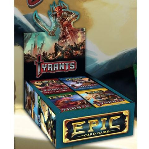 Epic : Tyrants Expansion