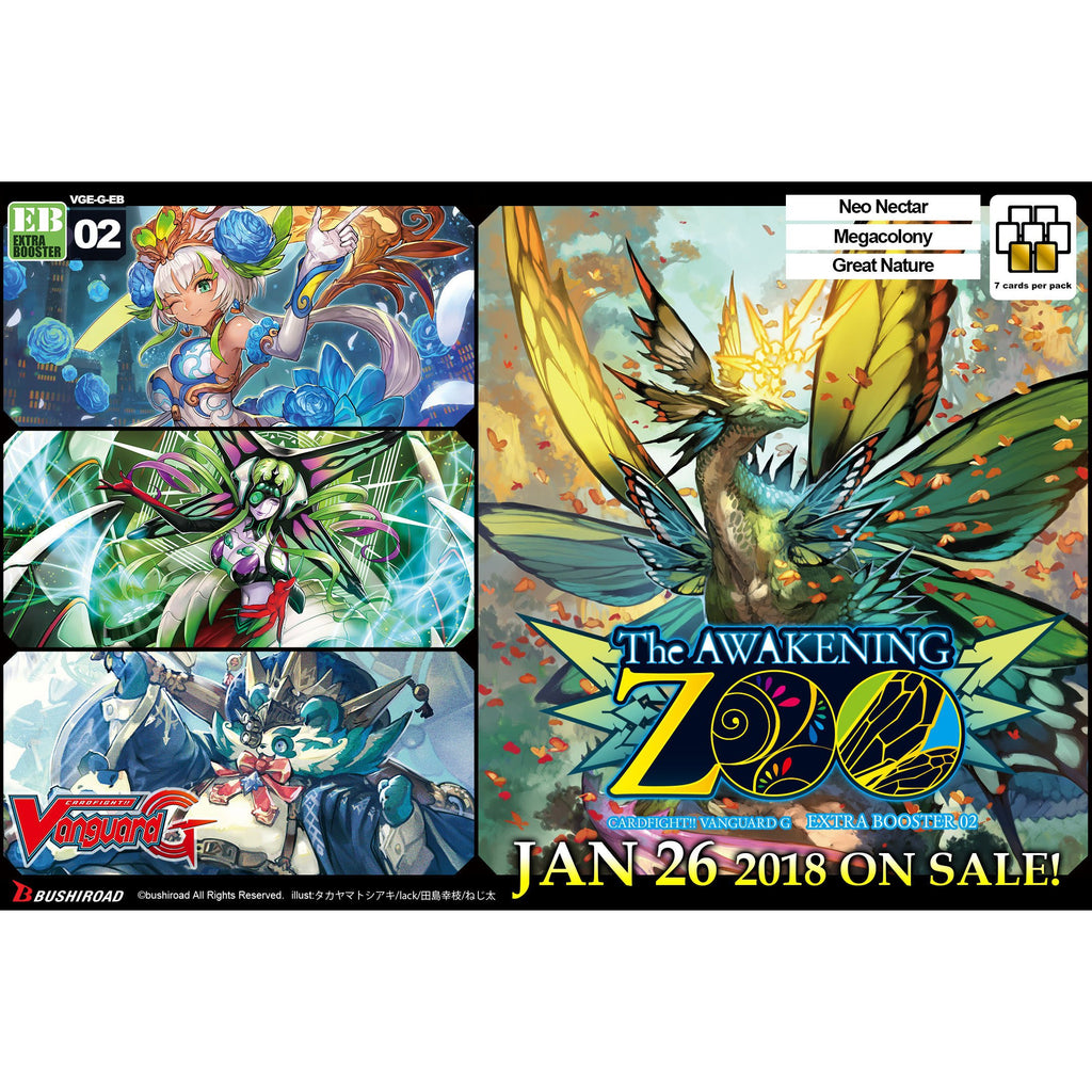 CFV The Awakening Zoo Extra Booster Box