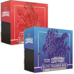 Pokémon TCG Sword & Shield 5: Battle Styles Elite Trainer Box