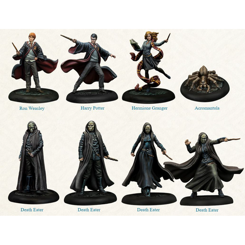 Harry Potter Miniatures Game