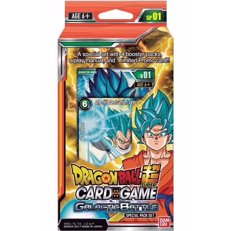 Dragon Ball Super Card Game: Union Force B02 Booster