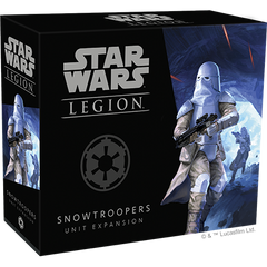 Snow Troopers Unit Expansion