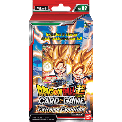 Starter Deck Extreme Evolution