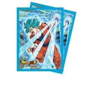 Dragon Ball Super Sleeves: Super Saiyan Blue Son Goku