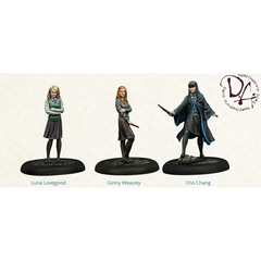 Harry Potter Miniatures Adventure Game Core Box (HPM)
