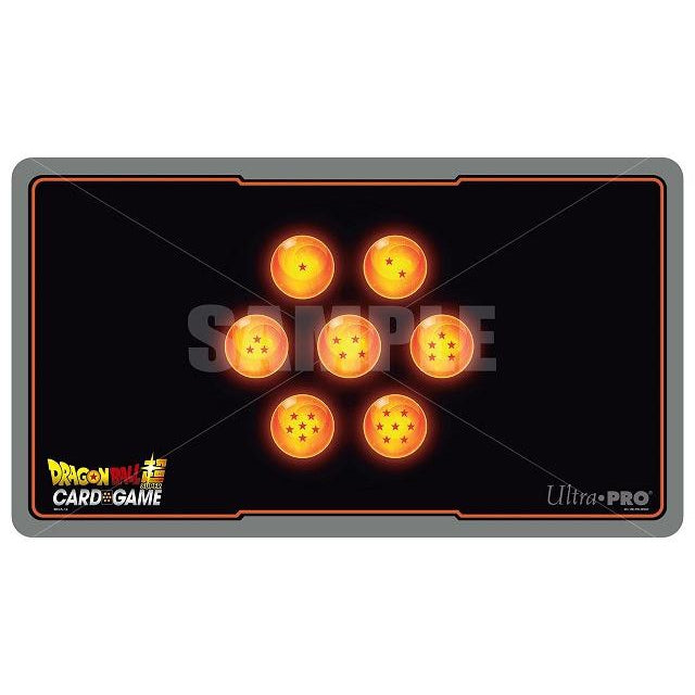 Dragon Ball Super Playmat: Dragon Balls