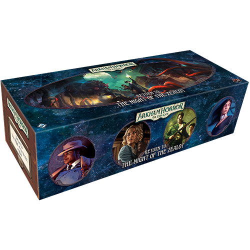 Return to the Night of the Zealot: Arkham Horror LCG Exp.