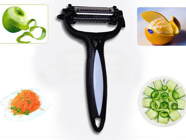 Multifunctional Peeler